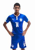 Bengaluru FC - Eugeneson Lyngdoh