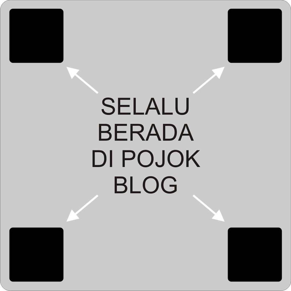Membuat Sesuatu Selalu Berada Di Pojok Blog