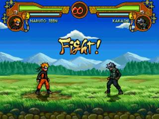 Скачать торрент Naruto Storm M.U.G.E.N (2010). . Скачивание.