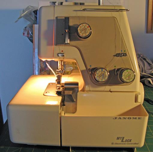 threading my way do you need an overlocker rh threadingmyway com Janome MyLock 134D janome mylock 203 manual free download