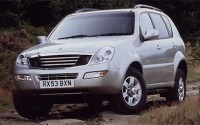 Ssangyong Rexton Car Picture