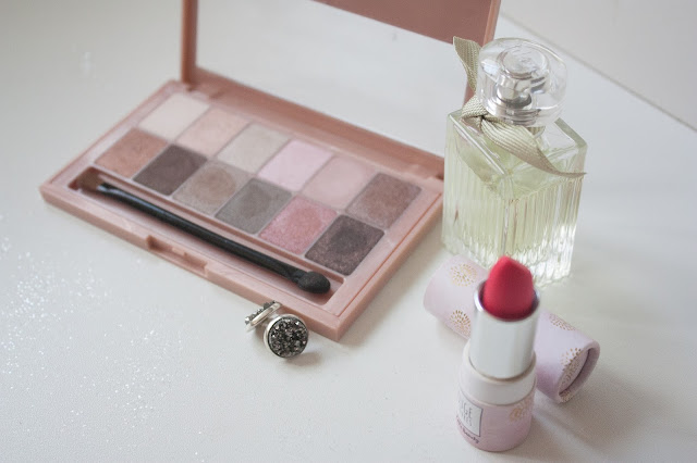 The Blushed Nudes Gemey Maybelline