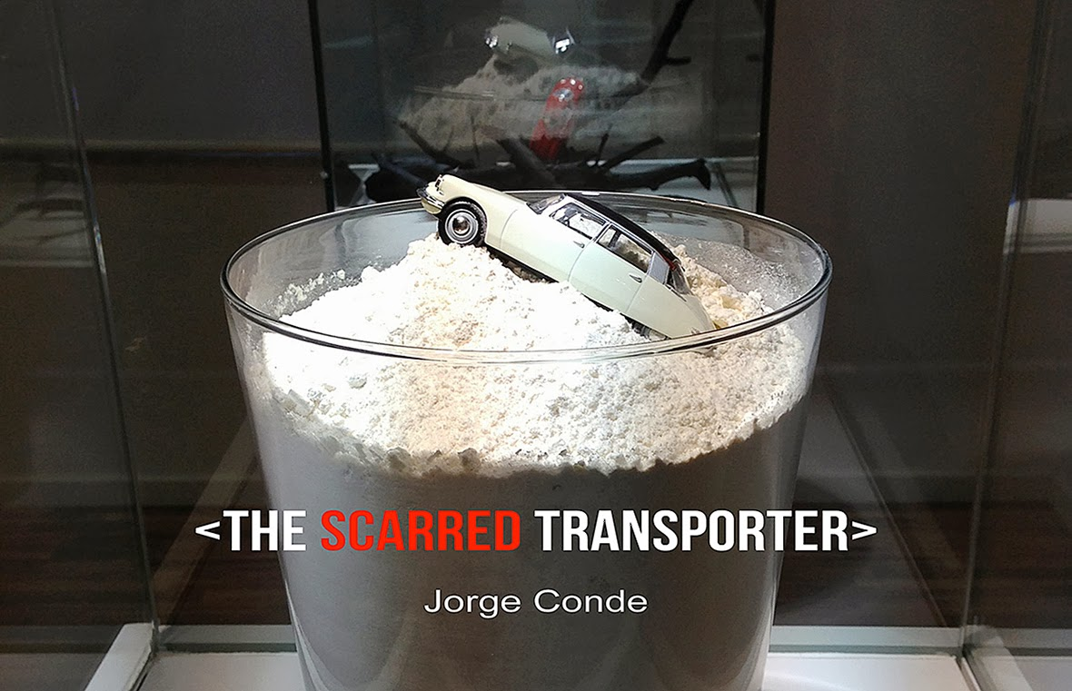The Scarred Transporter by Jorge Conde