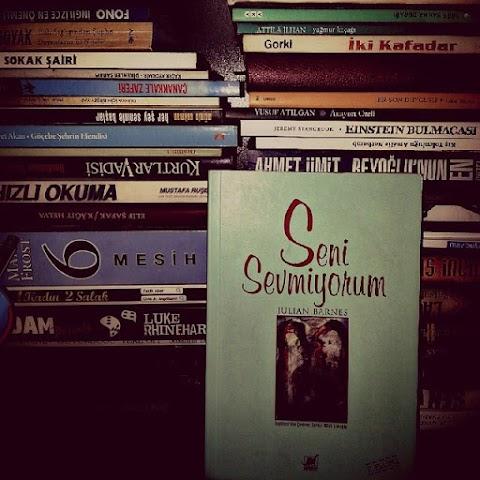 Bir Kitap: Seni Sevmiyorum