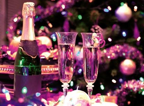 Tiệc chào đón Giáng sinh và Năm mới tại khách sạn Sheraton Saigon 1