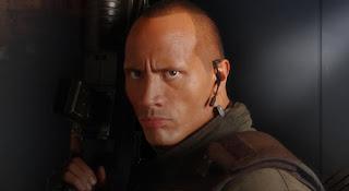 Dwayne The Rock Johnson in Doom image