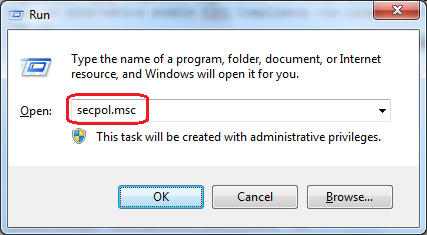 How to enable FIPS Compliant algorithms in Windows