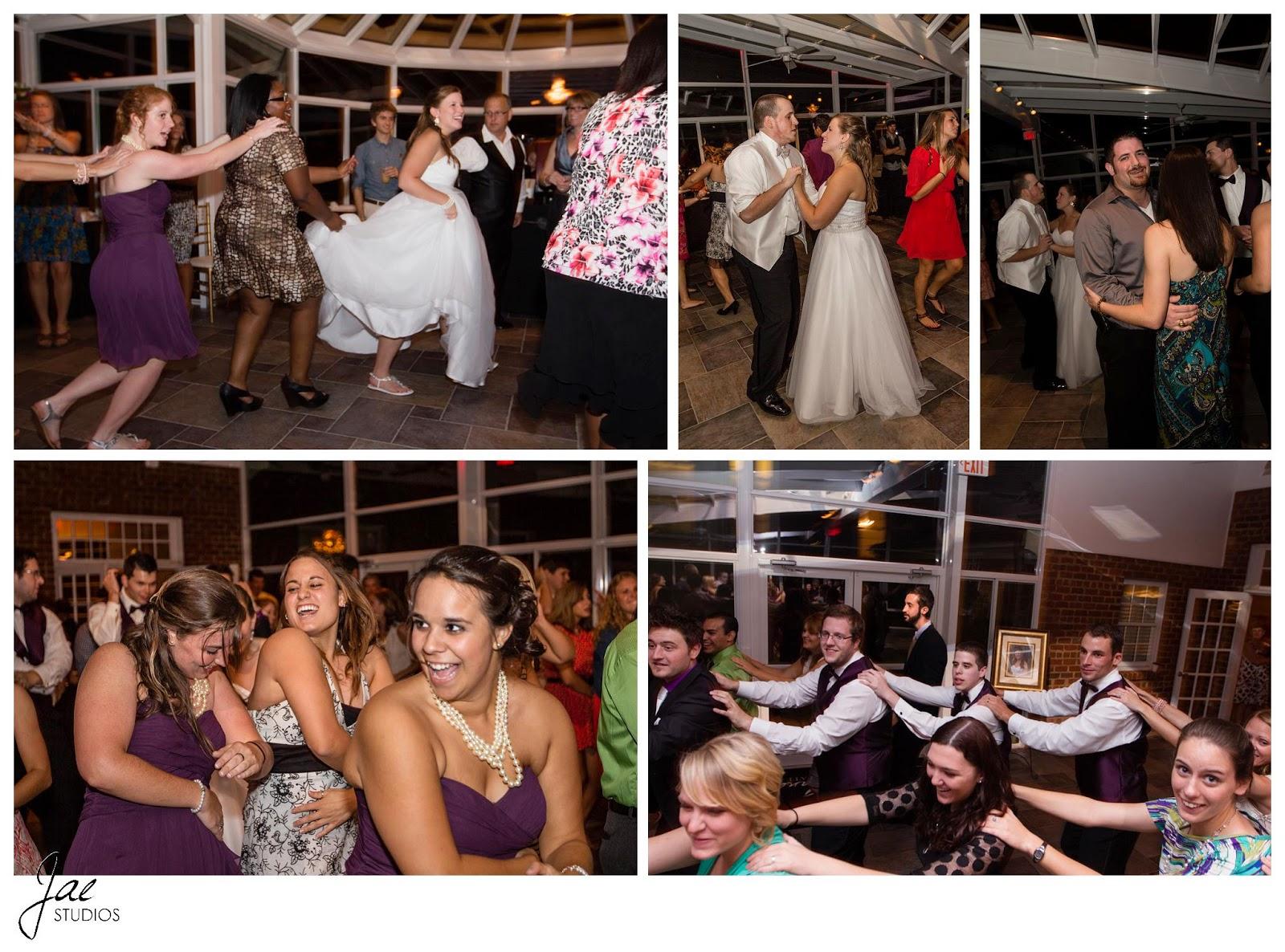 Jonathan and Julie, Bird cage, West Manor Estate, Wedding, Lynchburg, Virginia, Jae Studios, bridesmaids, wedding dress, bride, groom, guests, dancing, reception