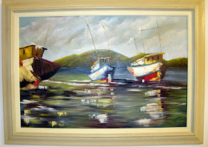 Chegada dos Barcos