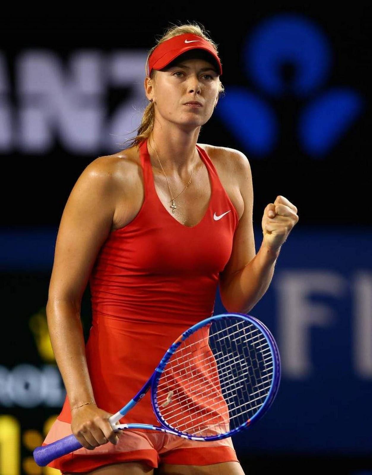 Maria sharapova best of practice session - 5 9