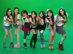 7 ICONS INDONESIA GIRLBAND | FOTO