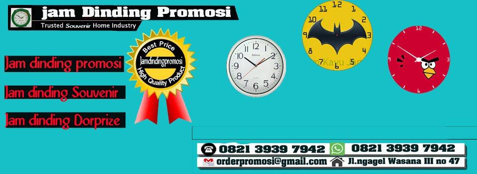 grosir jam dinding promosi murah surabaya