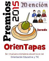 MENCIÓN ORIENTAPAS 2015