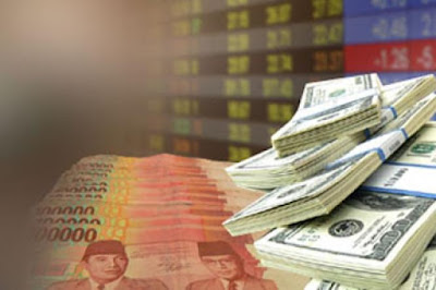 Rupiah melemah lagi terhadap dollar