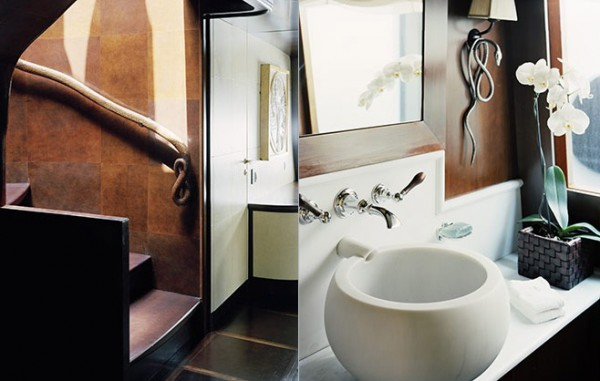 Celebrity Home Photographs by Douglas Friedman: Roberto Cavalli Yatch 4