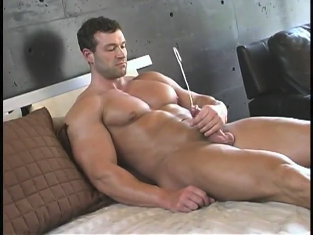 muscle man naked Von legend