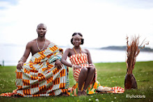 Traditional Weddings Ghana: Kente Wedded Bliss