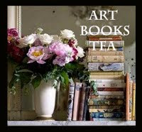 ART, BOOKS, TEA - Cindy