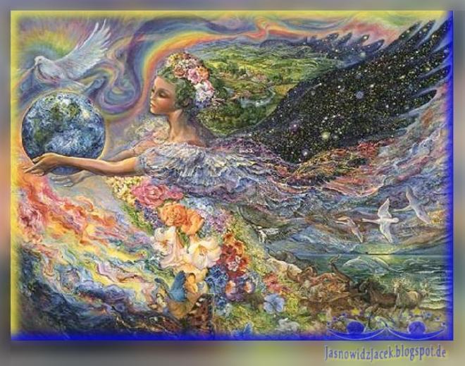 Matka Natura i Jej Stworzenia Planeta Ziemia