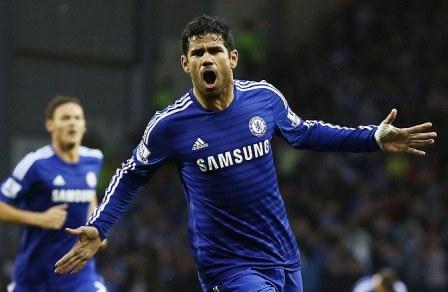 Diego Costa 32 juta Pounds (Rp619 miliar)