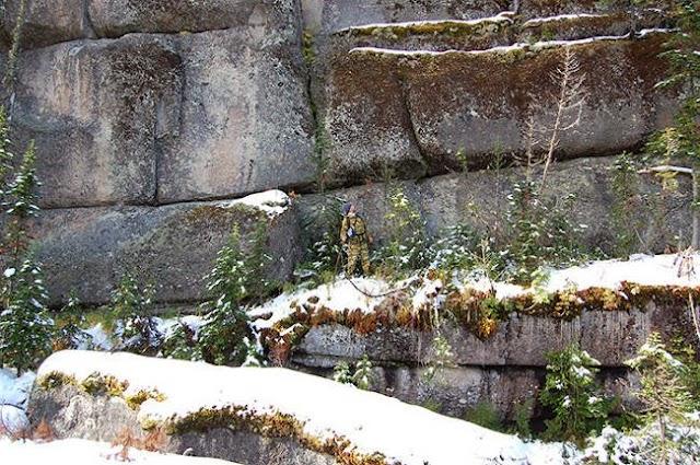 Ruinas Megalíticas en Rusia Podrían Contener los Bloques de Piedra más Grandes Jamás Hallados