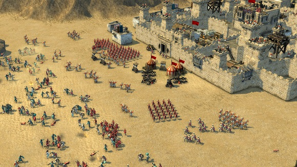 Stronghold Crusader 2: The Templar and The Duke - CODEX