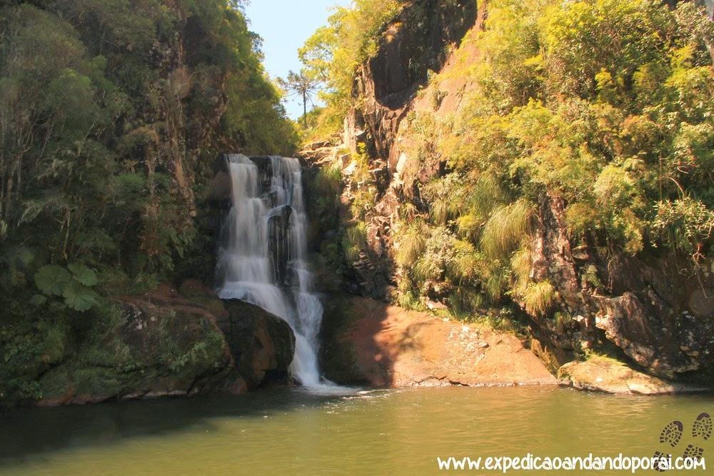 Cachoeira do Arroio Boca da Serra