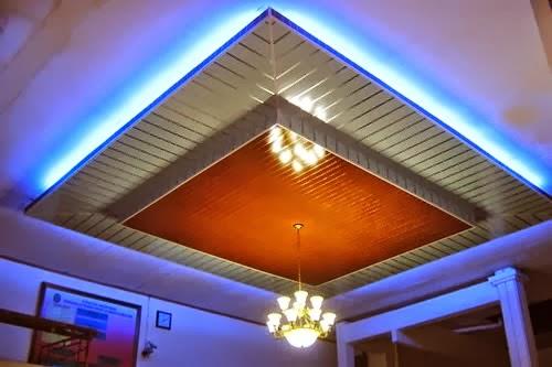 Plafon Pvc Upton Dan Shunda Plafon Rangka Atap Baja