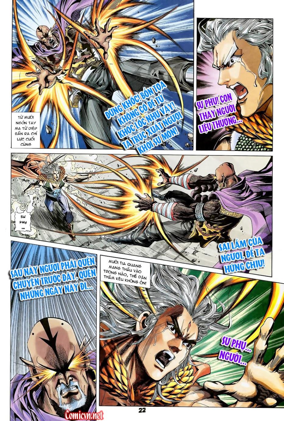Đại Đường Uy Long Chap 102 - Trang 22