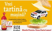 Concurs Panifcom - Vrei tartină cu mașină?