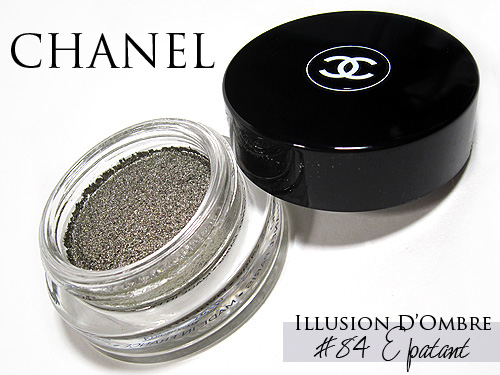 chanel epatant illusion dombre eyeshadow