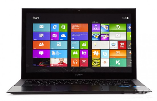 Sony Vaio Pro 13, Specs and Price : the ultra lightweight ultrabook