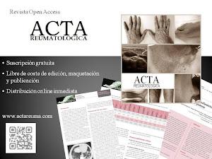 ACTA REUMATOLOGICA