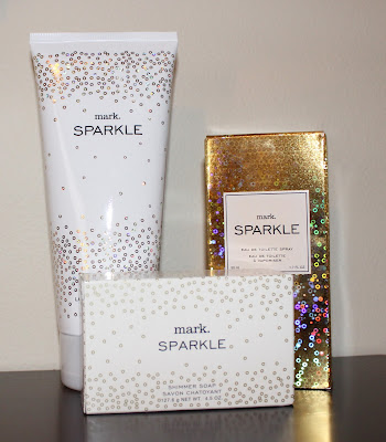 mark. Sparkle Fragrance Collection