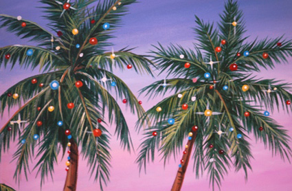 Jennifer's Blog: Merry Christmas from Florida