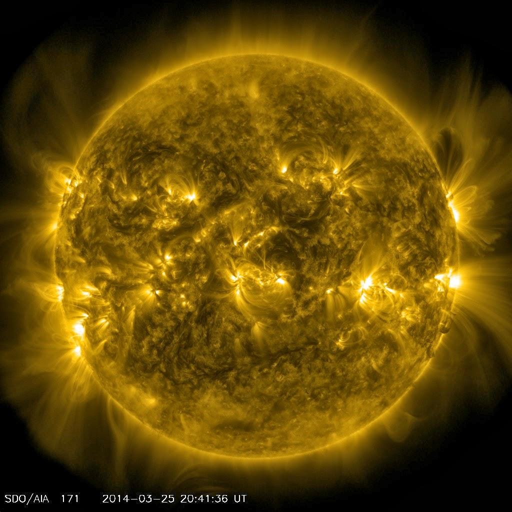 Солнечная корона — внешний слой солнечной атмосферы