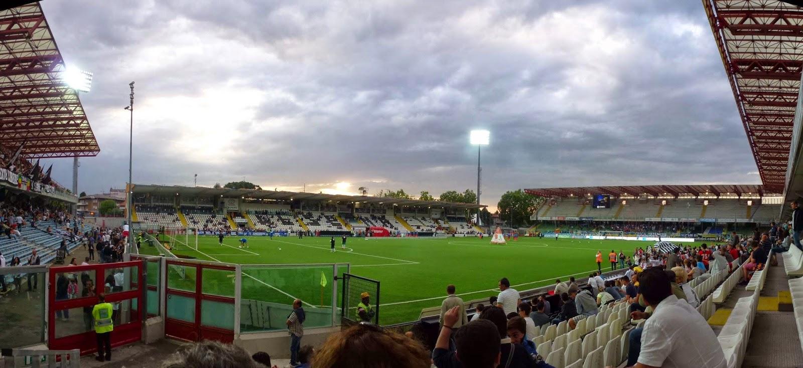 стадион Чезена
