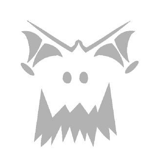 трафареты для тыквы на хэллоуин