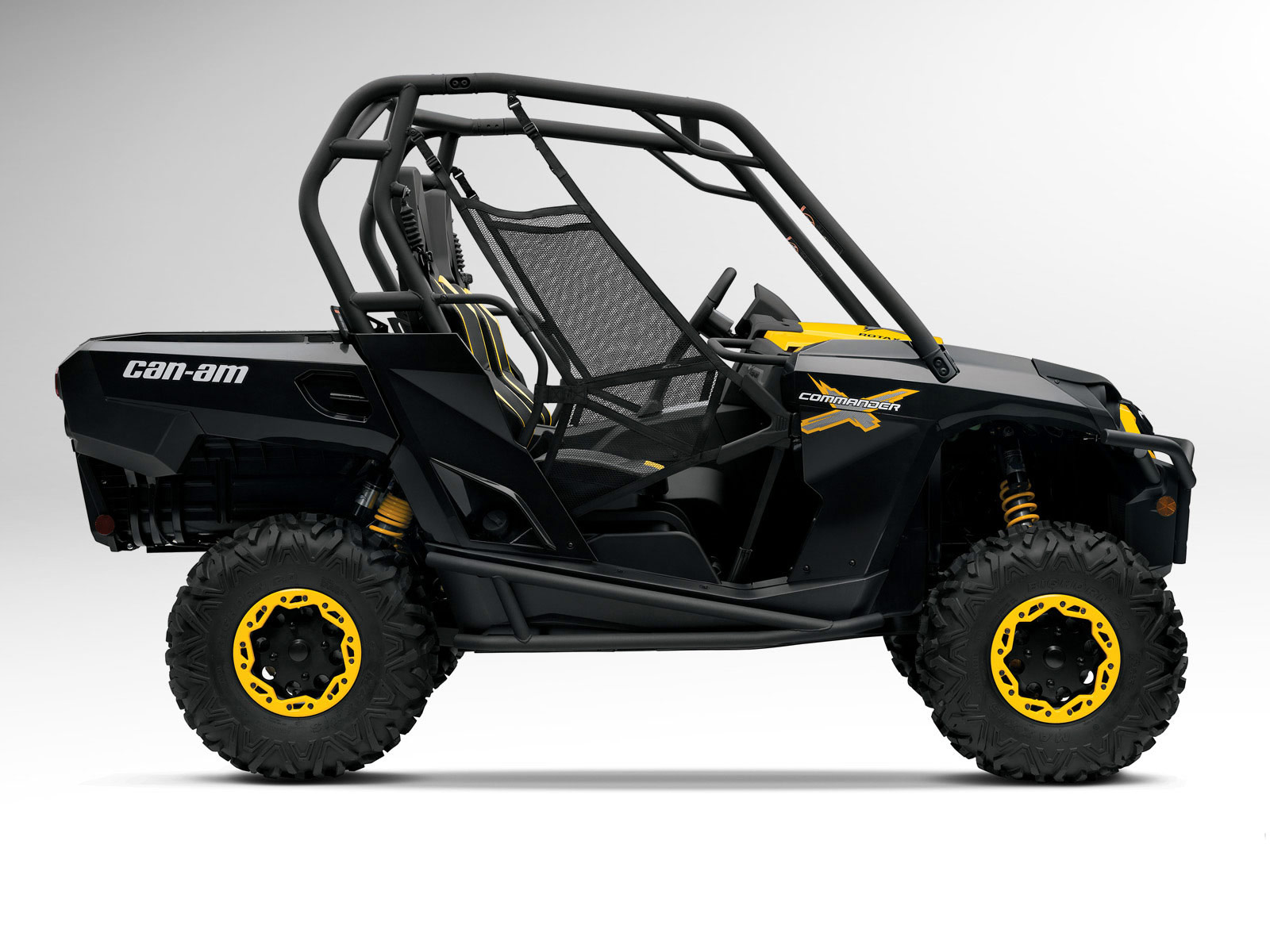 2012 Can-Am Commander 1000X ATV pictures 3