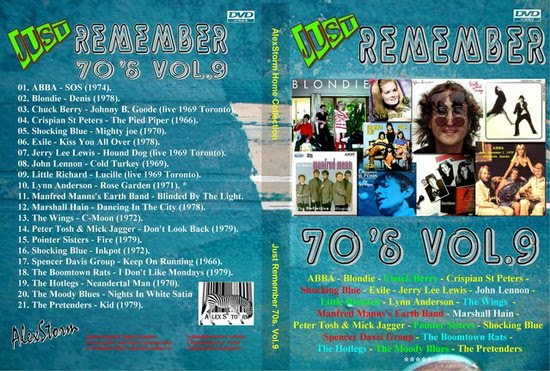 Remember 70s - Vol 9 ... 75 minutos