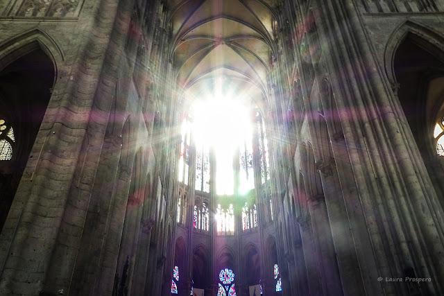 Cathédrale Saint-Pierre, Beauvais © Laura Prospero