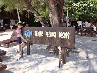 Redang Pelangi Blogspot we Stayed in Redang Pelangi