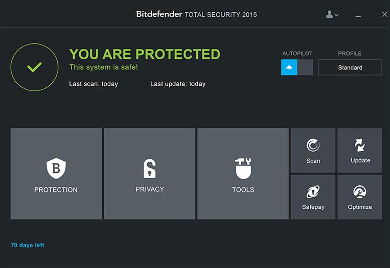 Download Bitdefender Internet Security 2015 terbaru crack + Serial Key
