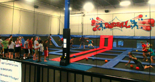 Chiil mama 10 off 20 person birthday party at jump america in gurnee must speak with party coordinator provide coupon at registration time click here for coupon fandeluxe Images