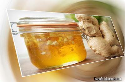 jahe obat herbal asam urat