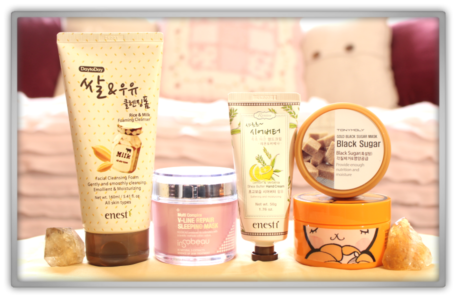겟잇뷰티박스 by 미미박스 memebox beautybox Superbox #80 Pumpkin Pie Cosmetics box unboxing review look inside