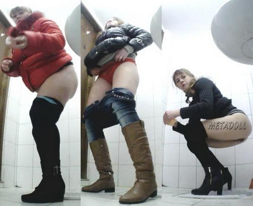 PissHunt 49 (Hidden Cameras in the Girl Toilet Room)