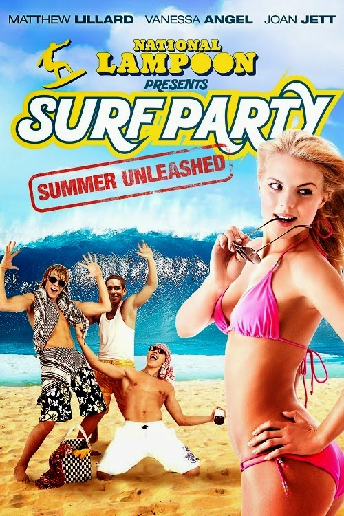 NATIONAL LAMPOON PRESENTS SURF PARTY 2013 ταινιες online seires xrysoi greek subs