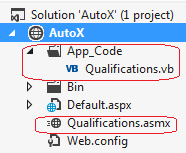 AutoCompleteExtender control example of AJAX in asp.net