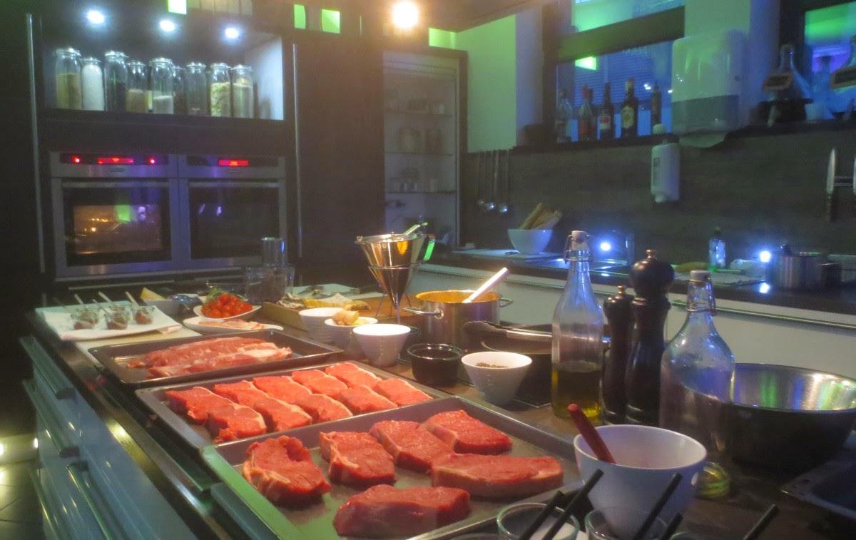 GOURMET-Kochevent Köln: Mise en Place